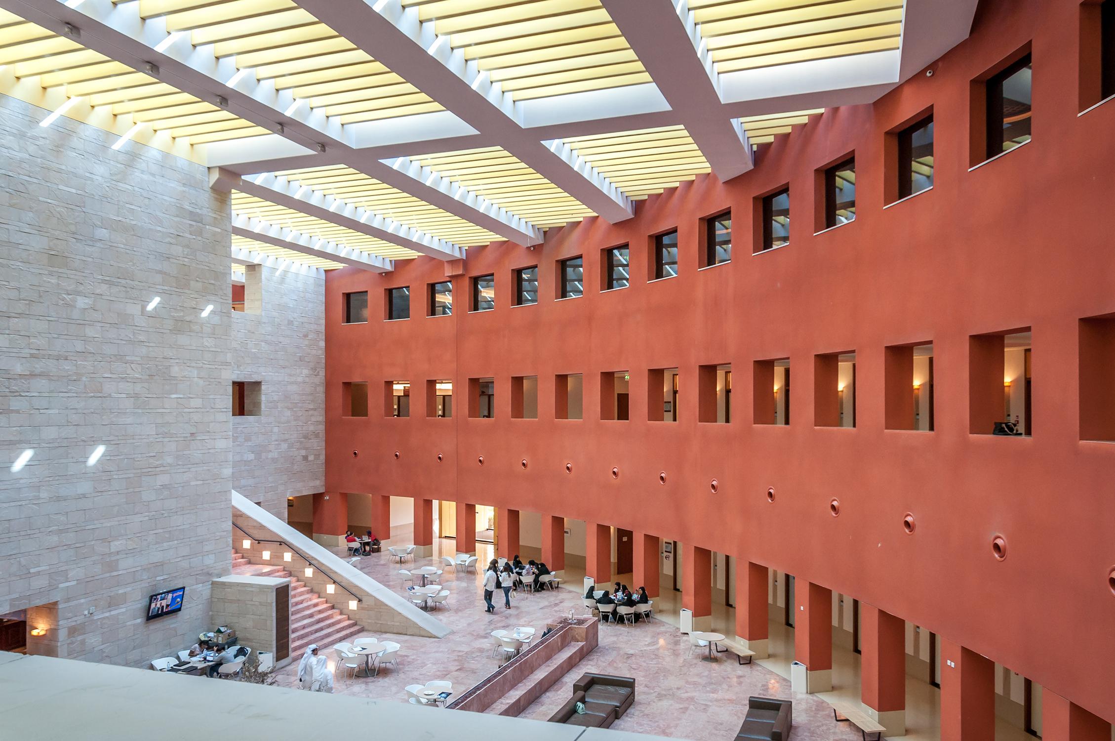 mellon interior atrium9