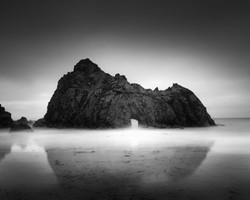 Pfeiffer rock California, 2016