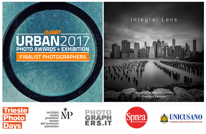 Finalist at the URBAN 2017 Photo Awards by Trieste Cultural Association dotART