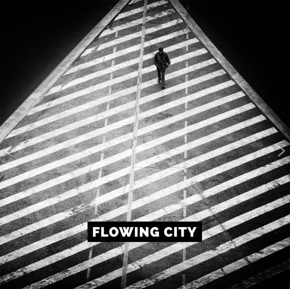 'Flowing City' book & exhibition in the making