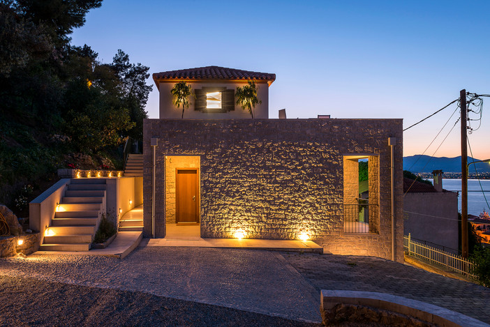 Photo shoot of the day - Akronafplio house by Studio 2PiA in Nafplio