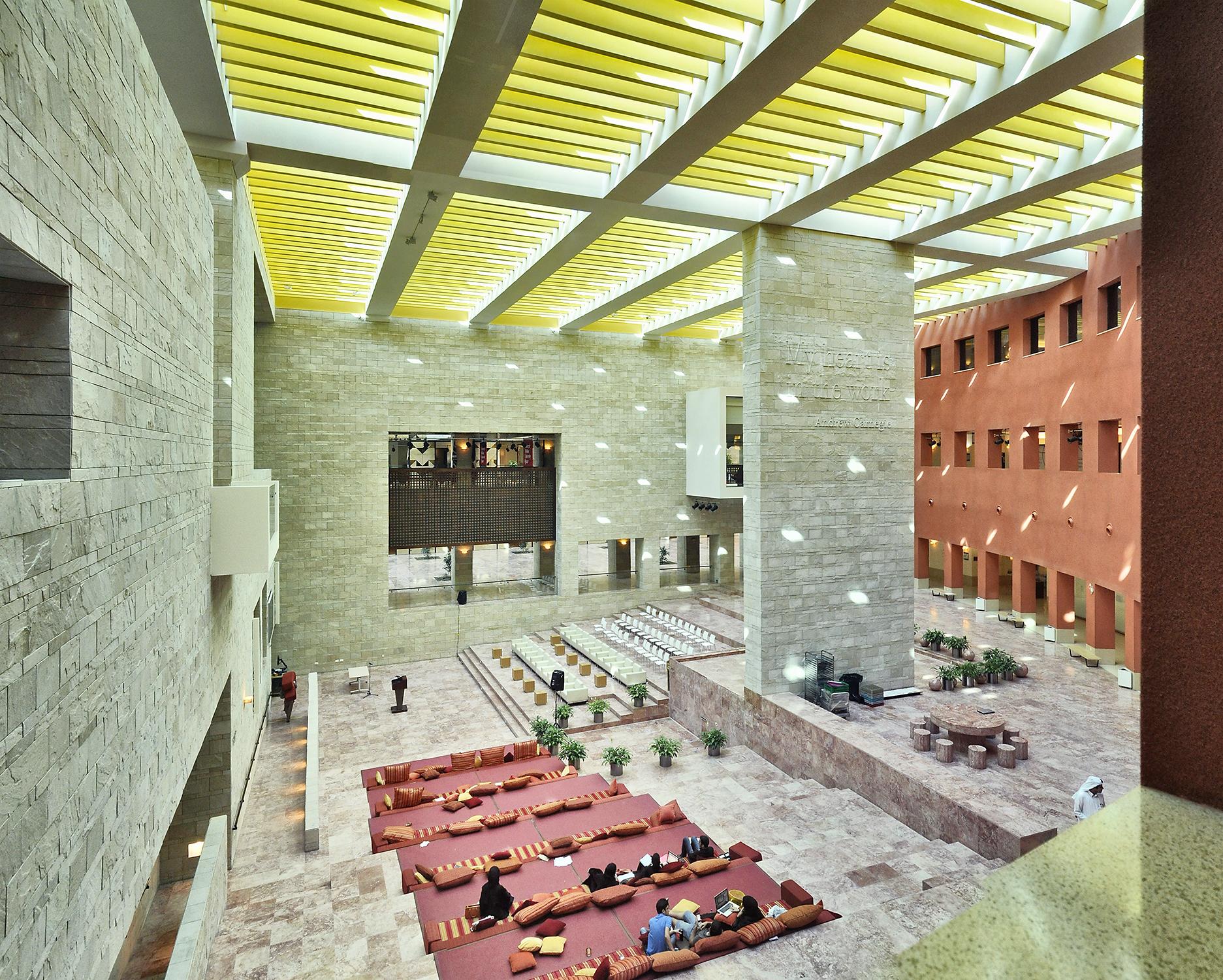 mellon interior atrium1