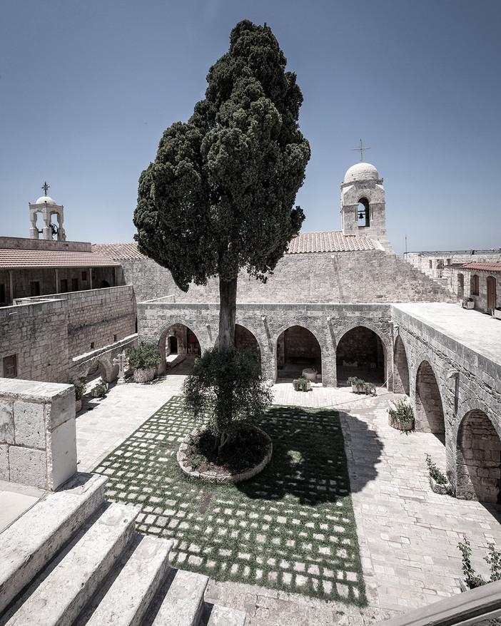 Project update - Balamand Abbey, Lebanon