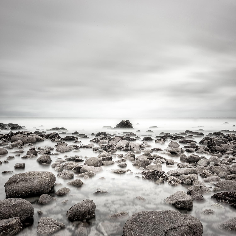 Monterey Bay rocks