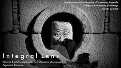 'Integral Lens' Lecture
