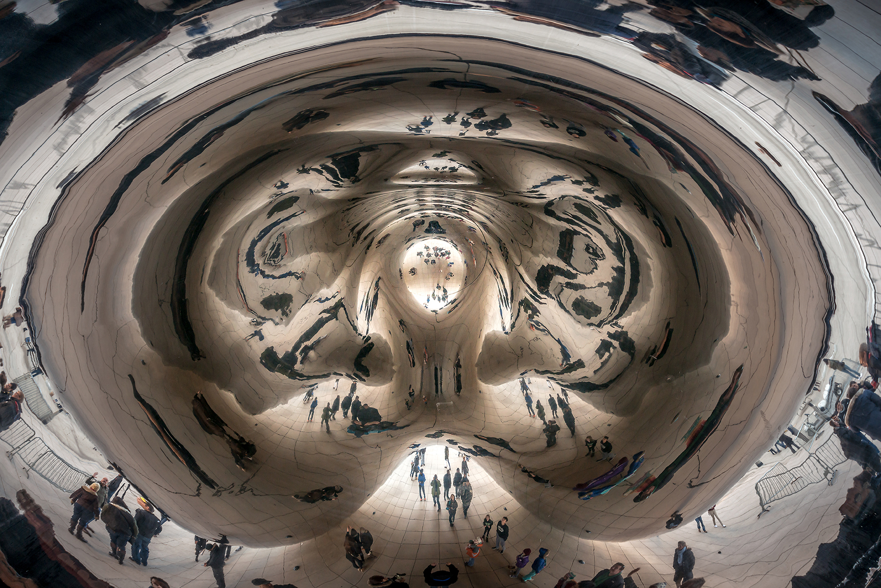 Cloud gate nortigo MR
