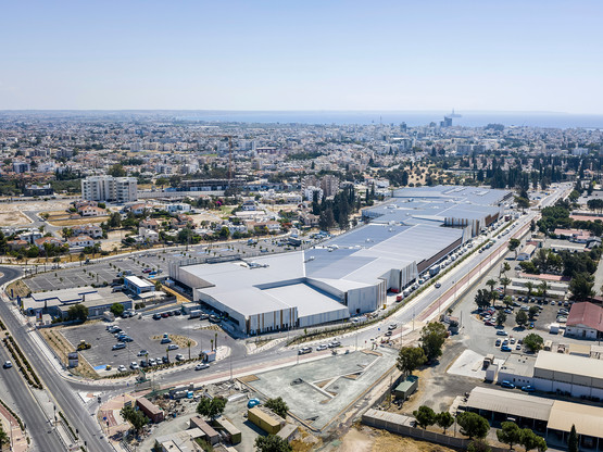 Project update - Metropolis Mall by Office 25 Architects