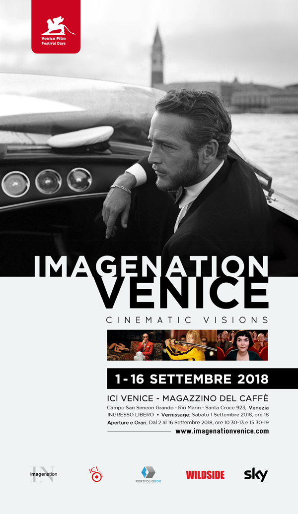 Selection at the ImageNation Venice edition - 'Cinematic Visions' exhibition