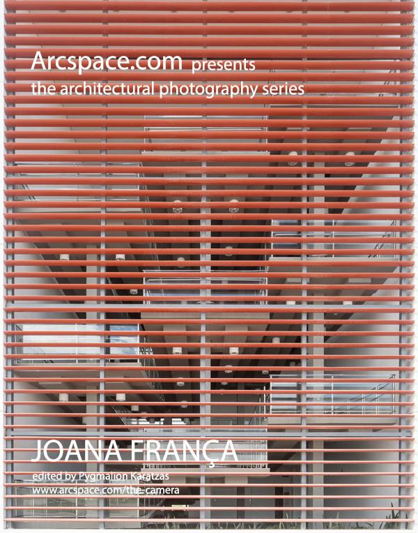 Latest Arcspace.com interview - Joana França
