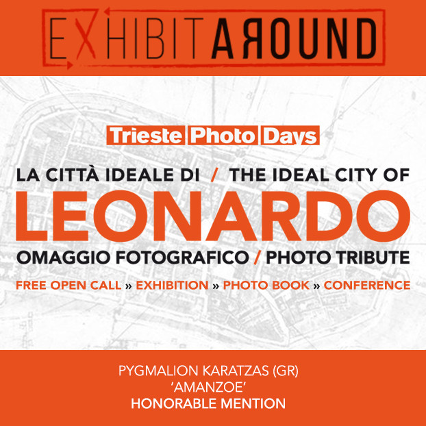 Honorable Mention at 'The ideal city of Leonardo' competition & photo tribute