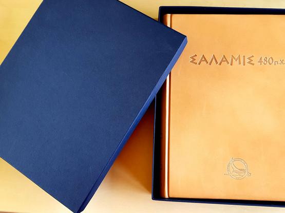 Salamis 480 B.C. published