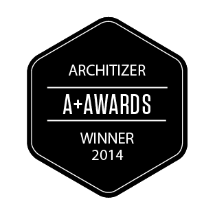 Architizer A+ Winner 2014
