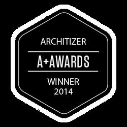 Architizer A+ Winner 2014