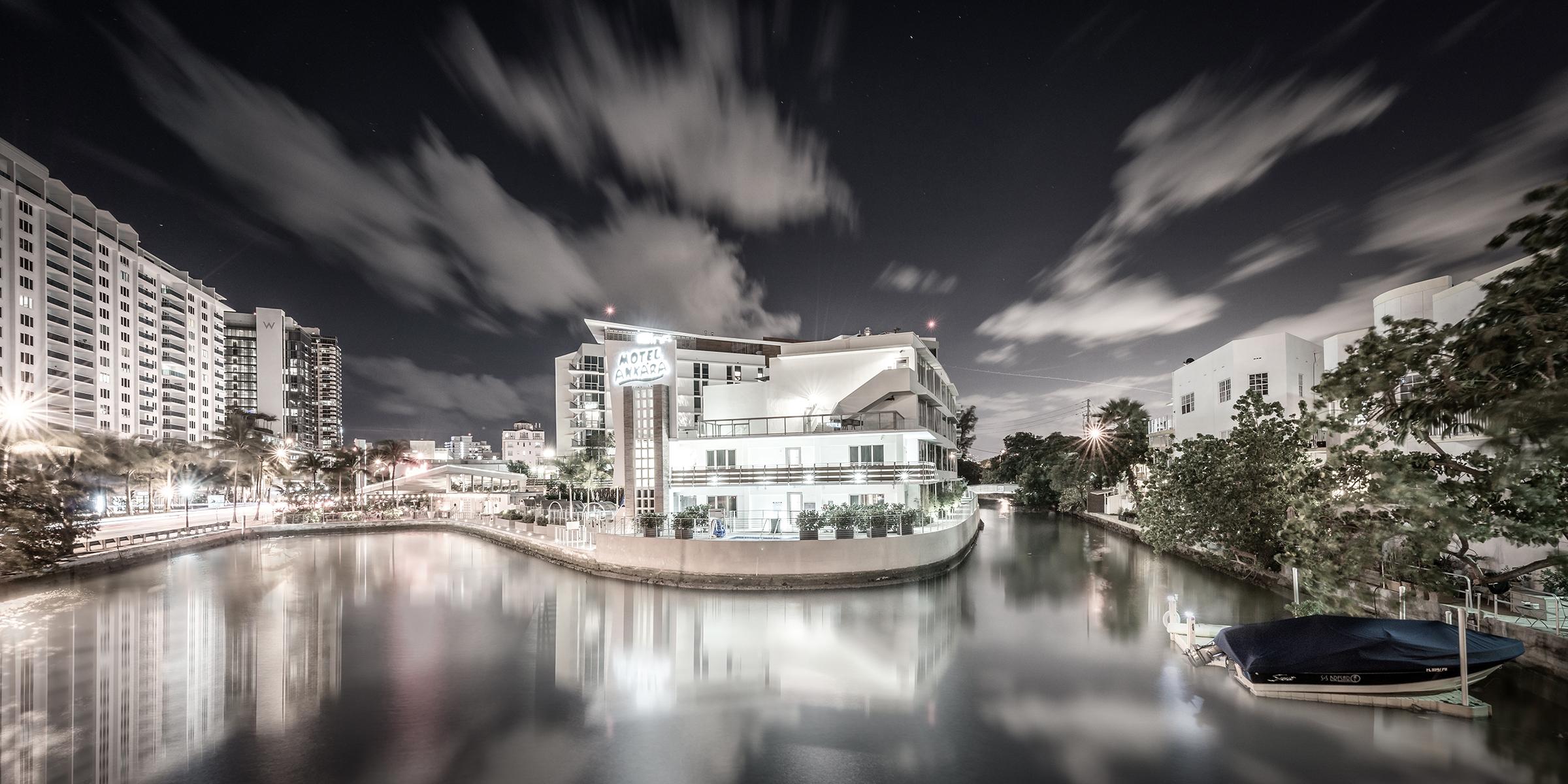 Pancoast Lake, Miami Beach