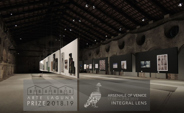 Shortlisted at the Arte Laguna Prize 2019