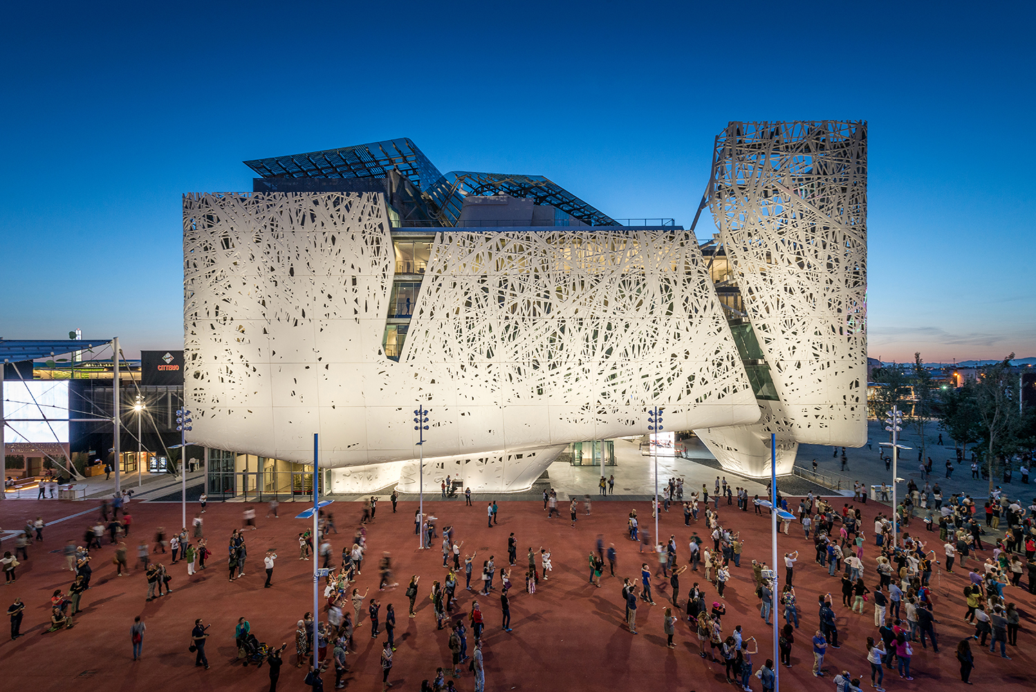 EXPO 2015, guide to the pavilions 3