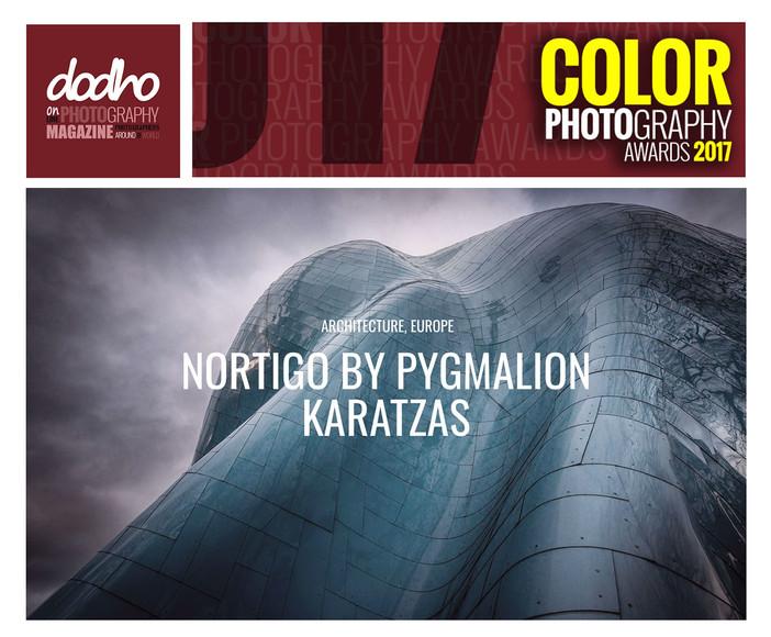 Nortigo series featured on Dodho Magazine