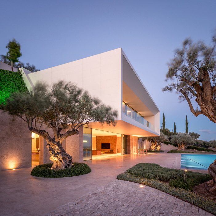 TRIF House published on Archdaily.com