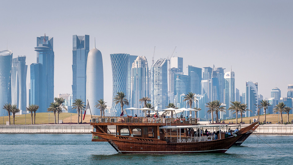 Additional projects from Doha