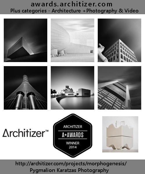 Architizer A+Awards 2014