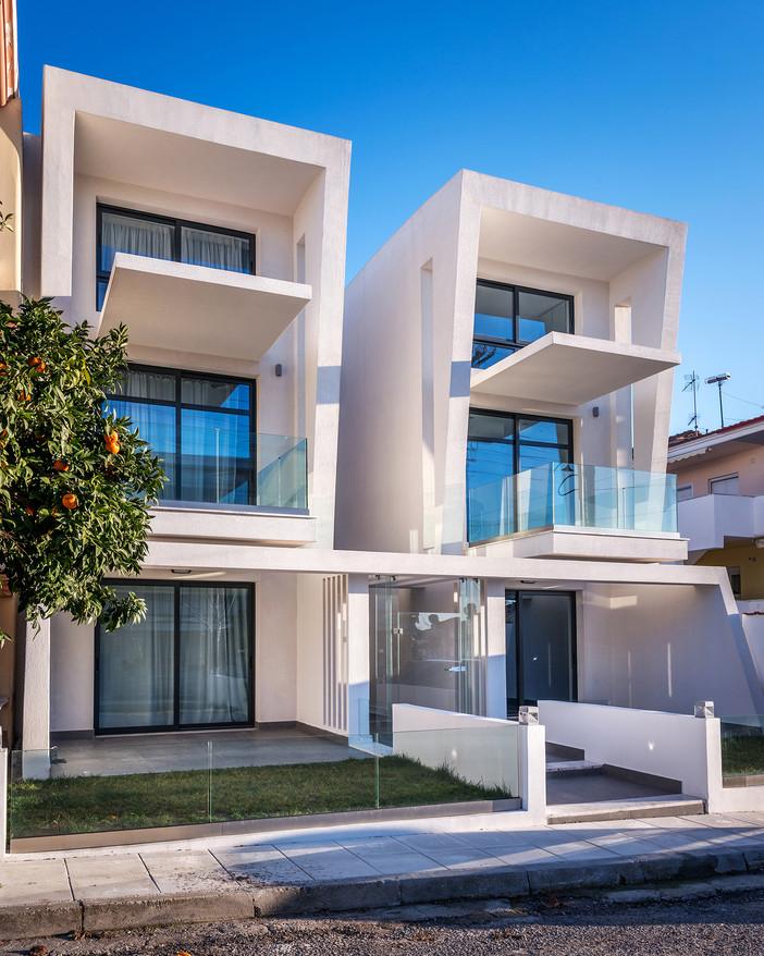 Project update - Kallithea Summer Apartments