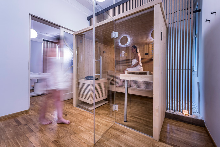 Project update - Atmosphere Spa by Office 25 Architects