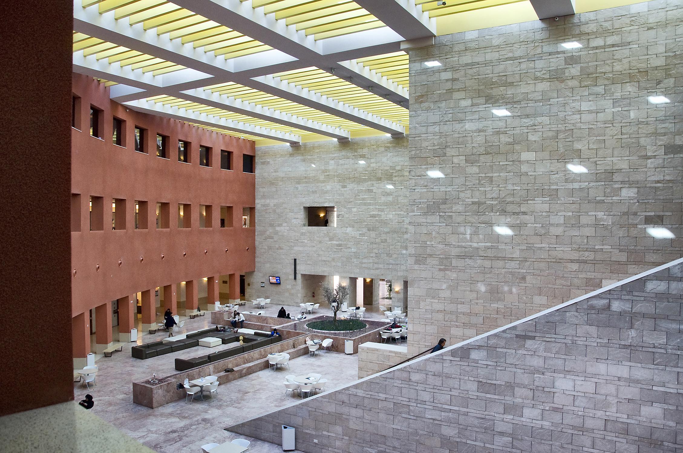 mellon interior atrium8
