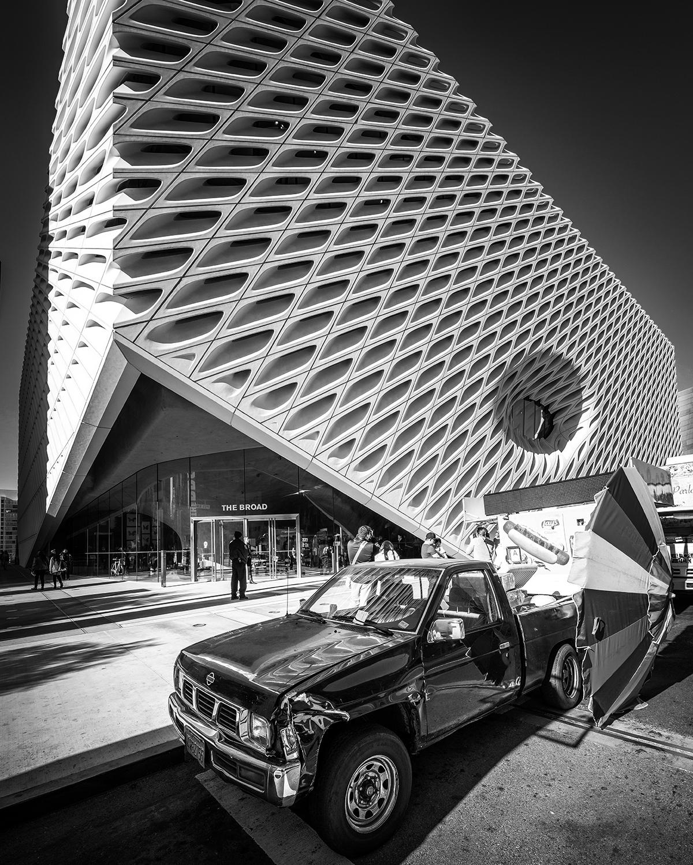 Broad Museum, Los Angeles