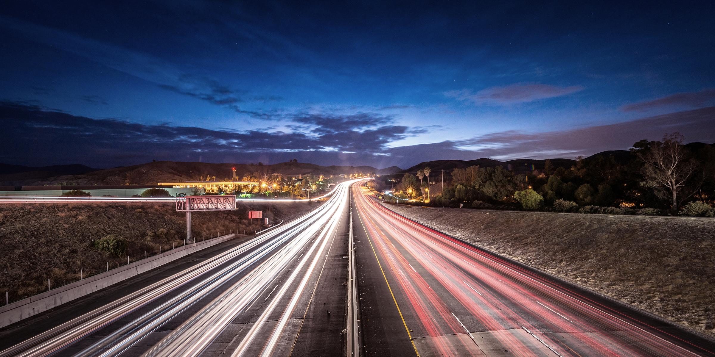 Highway 101, Los Angeles