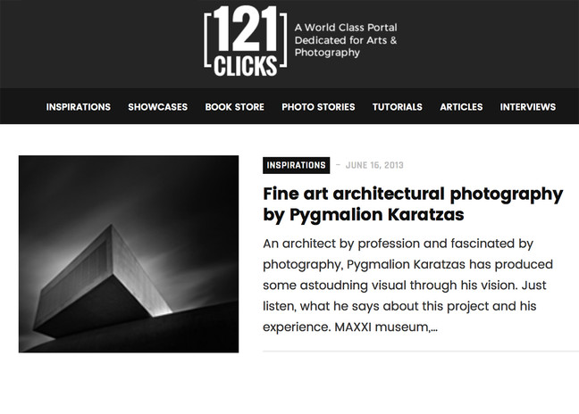 A feature on 121clicks.com