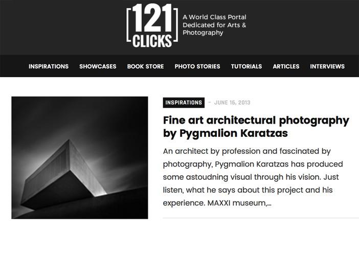 A feature on 121clicks.com