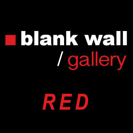Blank Wall Gallery - 'Red' exhibition