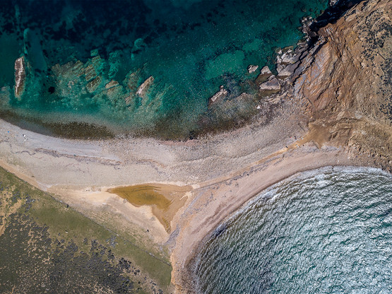 Photo shoot of the day - A.C. Laskaridis Charitable Foundation in Lymnos island