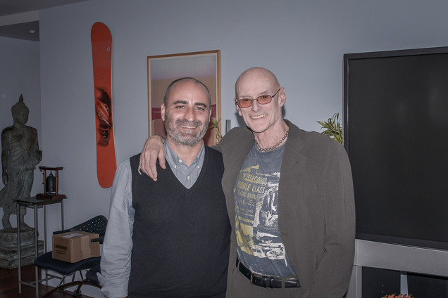 Meeting Ken Wilber in Denver for Integral Lens