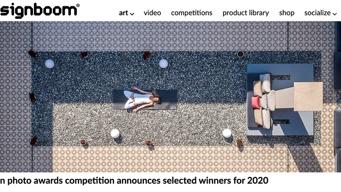 URBAN Photo Awards 2020 featured on Designboom