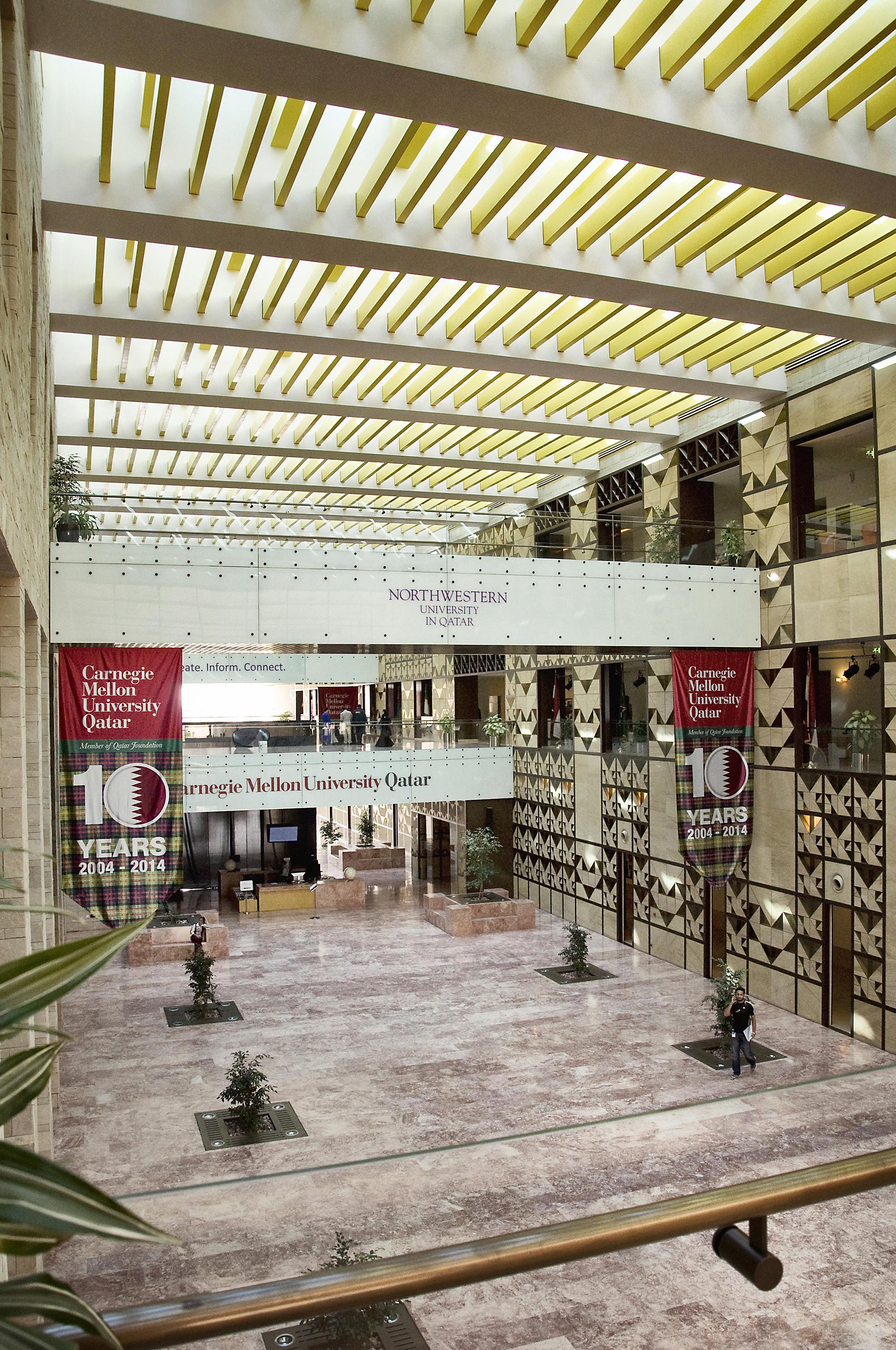 mellon interior entrance3