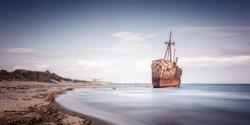 Dimitrios Shipwreck Gytheio