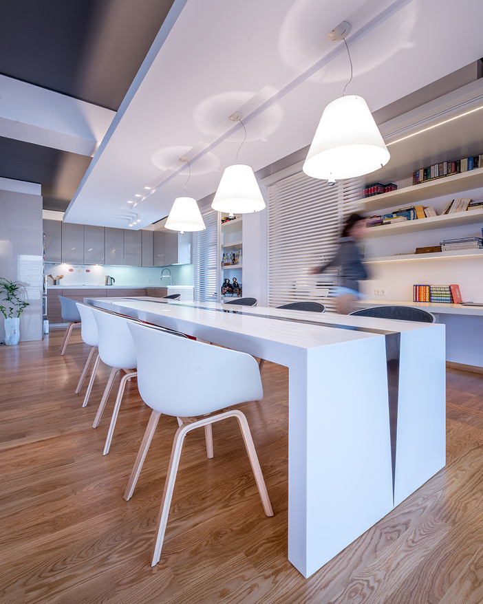 On assignment - apartment renovation in Athens