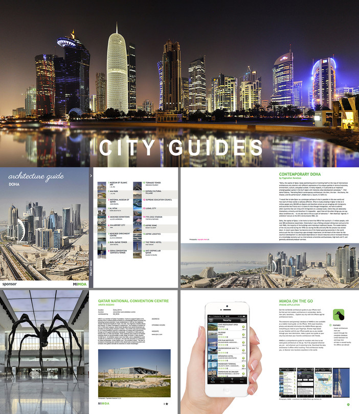 City Guides - Doha in collaboration with Mimoa.eu