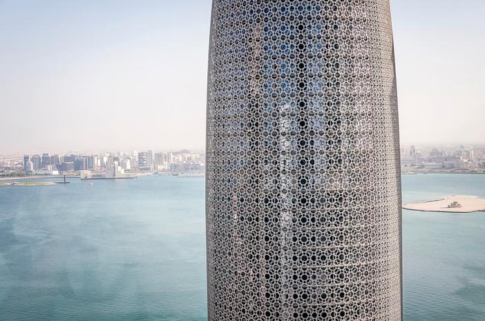 Project update - Burj Qatar Tower