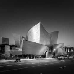 Walt Disney Hall Los Angeles