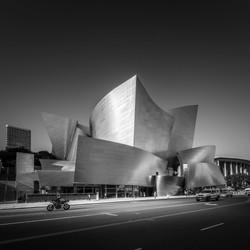 Walt Disney Hall Los Angeles