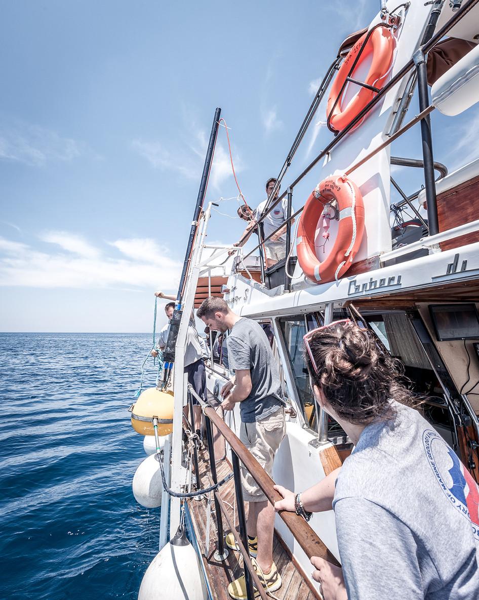 On assignment - Laboratory of Marine Geology, University of Patras