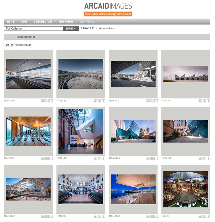 Arcaid Images selection of the month