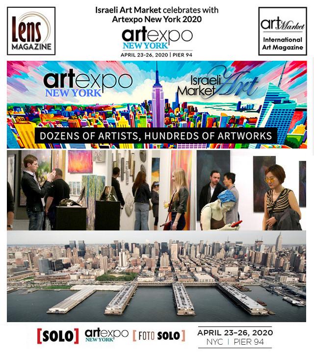 Upcoming exhibition - Art Expo New York