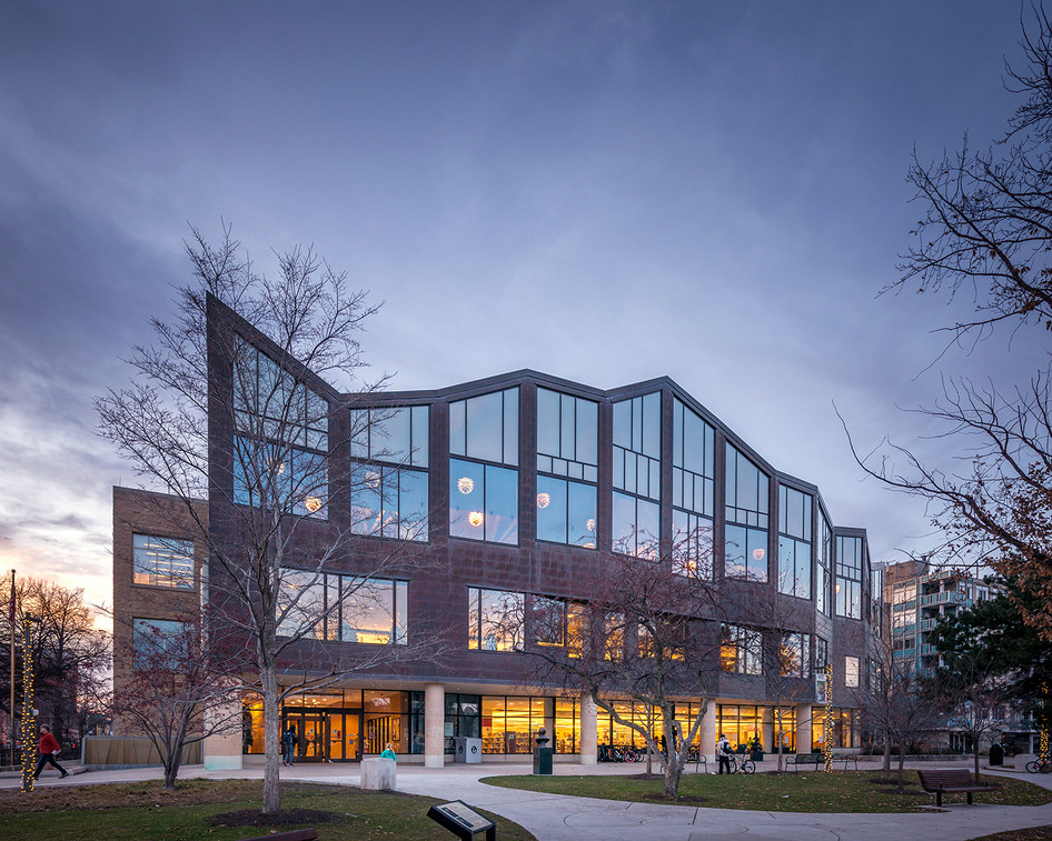 Project update - Oak Park Public Library in Illinois by Nagle Hartray Architecture