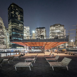 Pier 15, New York