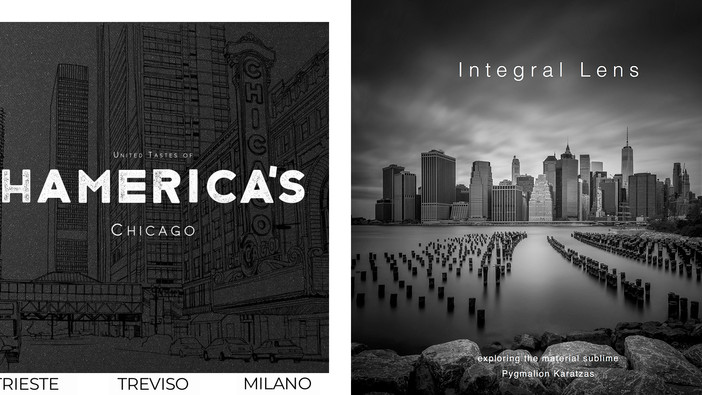 Integral Lens exhibition in Hamerica's continues to Treviso and Milano