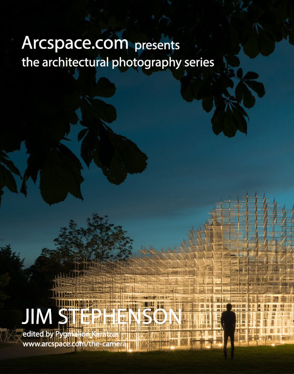 Jim Stephenson on Arcspace's Architectural Photography Series