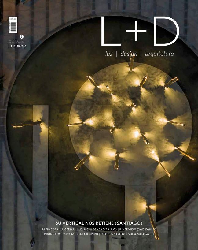 L+D Magazine features The Orbit Urban Office Campus